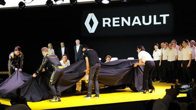 Le retour de Renault en 2016. (c) : DR