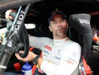 Dakar 2017 Etape 8 : Sébastien Loeb signe une nouvelle victoire. (c) : DR