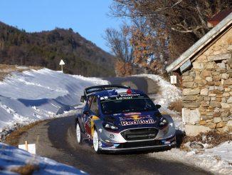Shakedown Rallye Monte-Carlo 2017