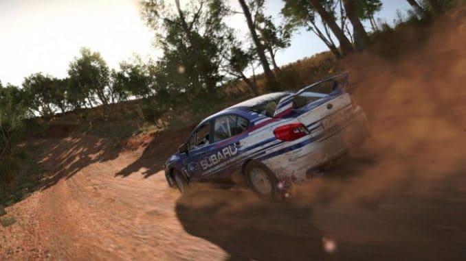 Subaru Dirt 4