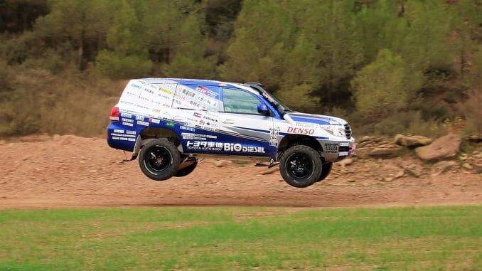 Le Toyota T2 de Christian Lavieille. (c) : DR
