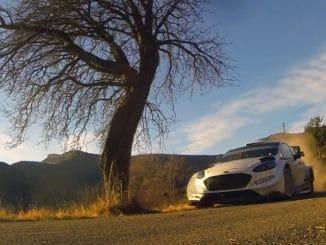 Vidéo des tests pré Rallye Monte-Carlo 2017. (c) : DR