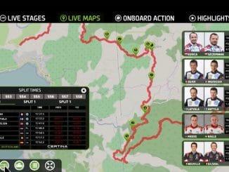 Vidéo parcours Rallye Monte-Carlo 2017 (c) : WRC