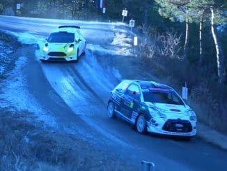 Vidéos Rallye Monte-Carlo 2017