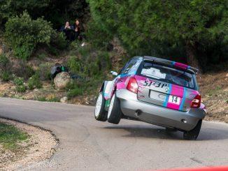 JB Botti remporte le Rallye de Porto-Vecchio