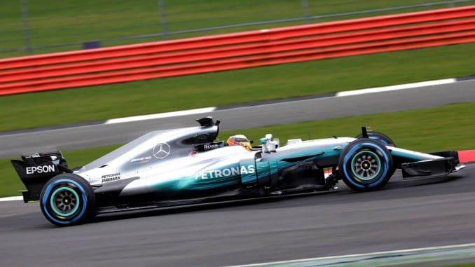 Mercedes sera encore le team à battre. (c) : DR