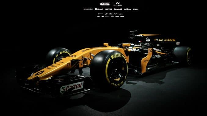 F1 Renault RS 17
