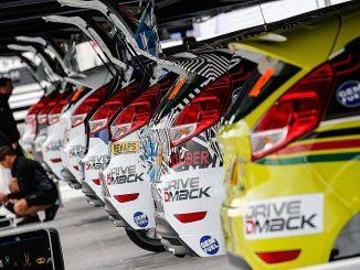 Championnat du Monde Junior 2017. (c) : DR Seulement 5 rallyes en JWRC pour 2018
