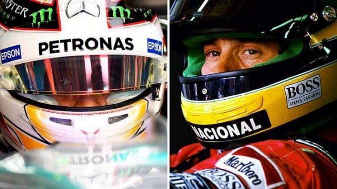 Hamilton-Senna Infographie les salaires en F1 depuis 1993.