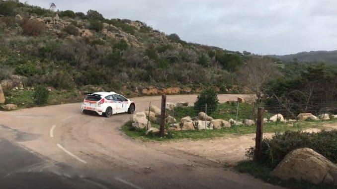 Abandons Rallye Portivechju 2017 Jonathan Paccini