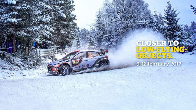 Liste engagés Rallye de Suède 2017
