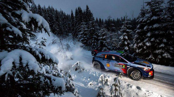 Classement Rallye de Suède 2017 Jour 2 Paddon Rallye Suède 2016