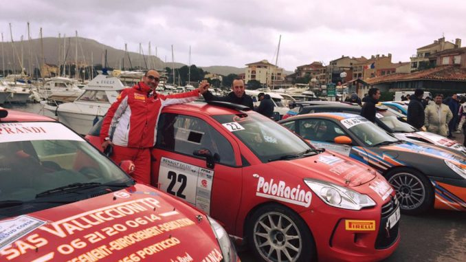 Classement Rallye Portivechju 2017 Paulu-Battistu Halter Bernardini, premier des 2 roues motrices. (c) : DR
