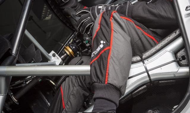 Raphael Astier vise le titre 2017 en WRC3. (c) : DR