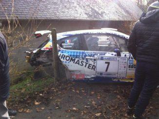 Abandons Rallye de la Cote Fleurie 2017