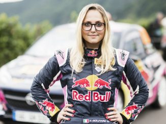 Tamara Molinaro : L'atout charme d'Opel Motorsport en ERC 2017