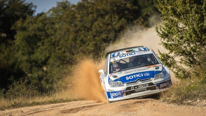 Championnat de France des Rallyes Terre 2017