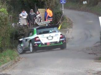 Vidéos Rallye de la Cote Fleurie 2017