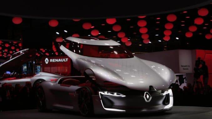 Salon International de l'Auto de Monaco. (c) : DR