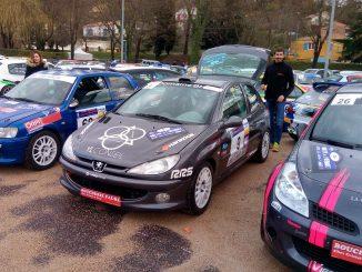 Abandons Rallye de l'Hérault 2017