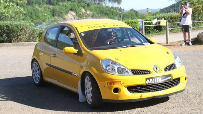 Abandons Rallye des Vins du Gard 2017