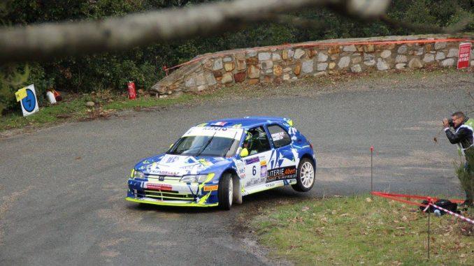 Vidéos Rallye de l'Hérault 2017