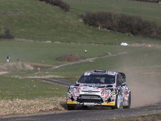 Classement Rallye du Touquet 2017