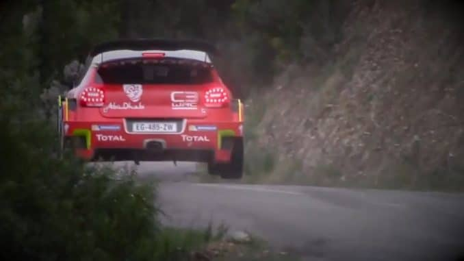 Essais Tour de Corse 2017