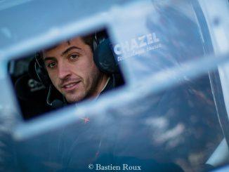 Florian Bernardi en Clio R3T Trophy. Photo (c) : Bastien Roux