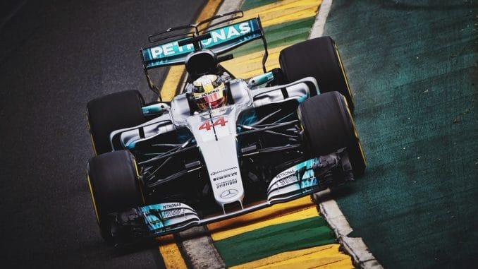 Essais Libres GP d'Australie 2017