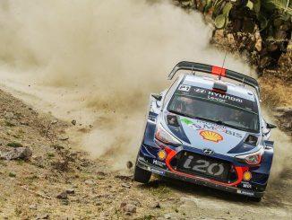 Vidéos Rallye du Mexique 2017