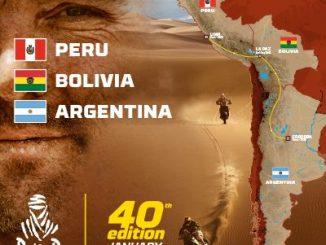 Retour du Pérou sur le Dakar 2018 ...Le Pérou de retour sur le Dakar 2018. (c) : ASO