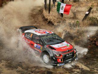 Rallye du Mexique 2017 (Jour 1 et 2) : Citroën rebondit