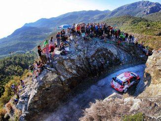 Liste des engagés Tour de Corse 2017