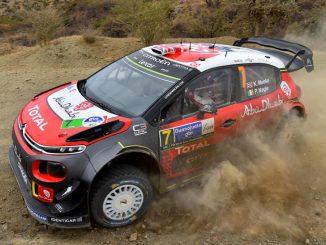 Classement Rallye du Mexique 2017 : Meeke vainqueur.
