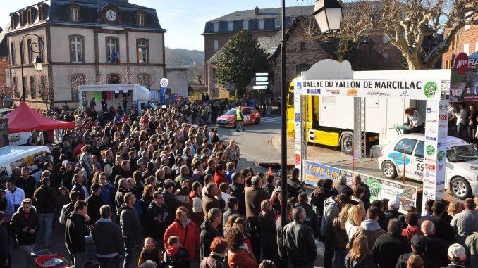 Programme Rallye du Vallon de Marcillac 2017. (c) : DR