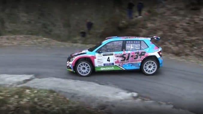 Vidéos Rallye du Vallon de Marcillac 2017
