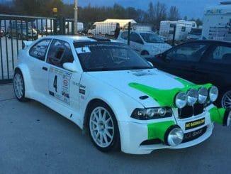 Riso s'impose. Classement Rallye des Vins du Gard 2017