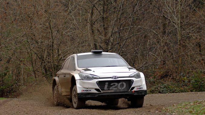 Hyundai cherche sa future star - Liste des engagés Rallye Terre des Causses 2017