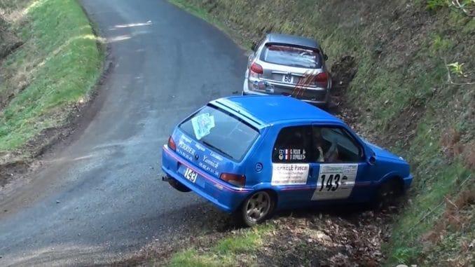 Vidéos Rallye des Vignes de Régnié 2017