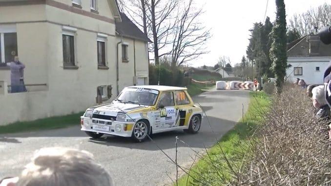 Vidéos Rallye du Touquet 2017