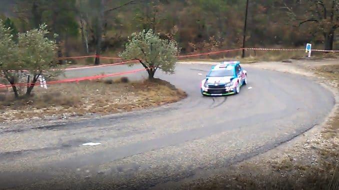 Videos Rallye de Vaison 2017