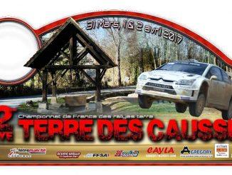 Programme Rallye Terre des Causses 2017. (c) : DR