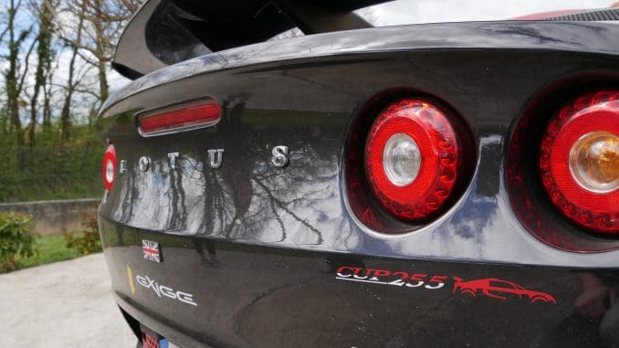 Lotus Exige Cup 255 GT10 (c) : PILOTE-DE-COURSE.COM