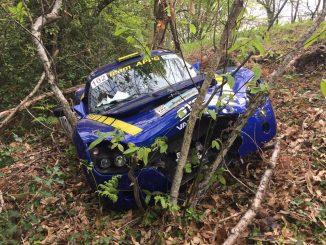 Abandons Rallye des 3 Chateaux 2017 Sortie pour Cédric Delage et le Speedster