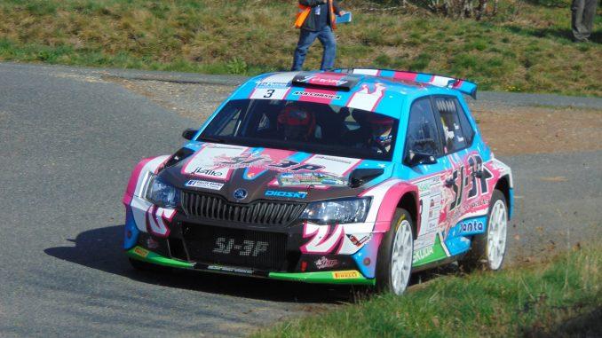 Engagés Rallye du Frontonnais 2017