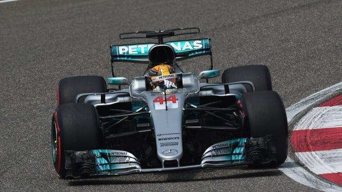 GP de Chine 2017 : Hamilton triomphe