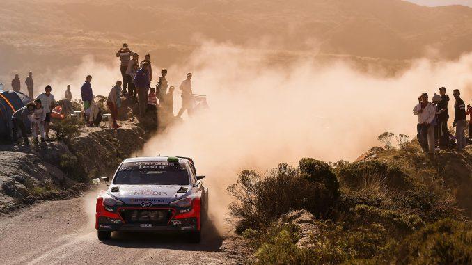 Hyundai i20 WRC 2017 - Programme TV Rallye d'Argentine 2017