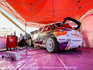 Classement Rallye du Val d'Agout 2017. Hyundai i20 R5. Photo (c) : Laurent Gayral Non Libre de droits