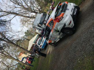 Rallye Terre des Causses 2017 : Jour 1